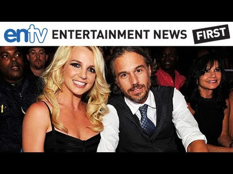 Britney Spears Hands Over Control: Spears Fiancee Jason Trawick Getting Legal Control: ENTV