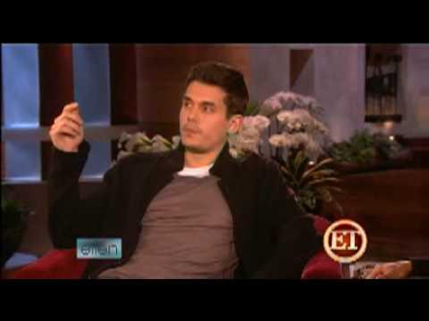 John Mayer's Jennifer Aniston Sleepover Confession!