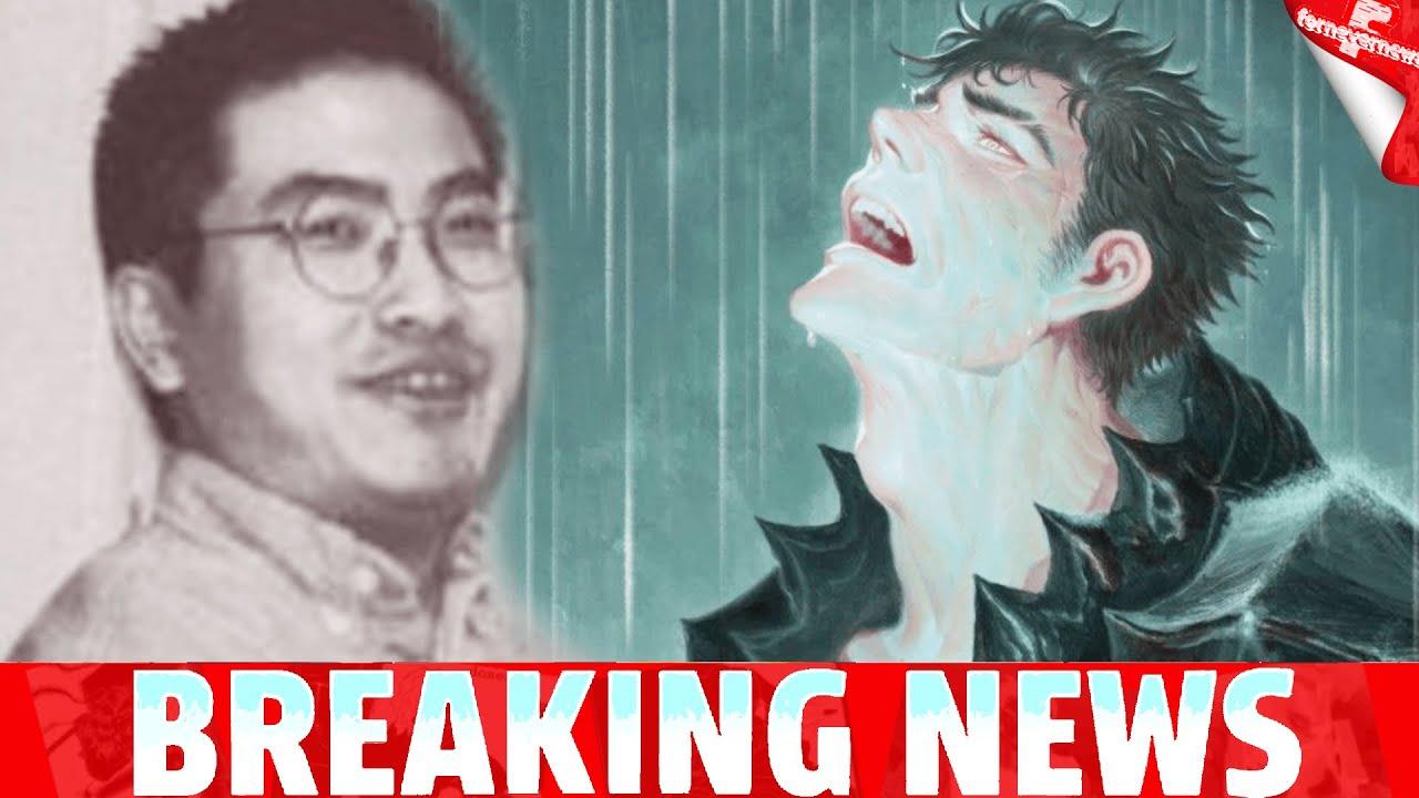 NEWS: Berserk Manga Creator Kentarou Miura Passes Away at 54 ...