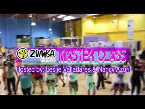 The Stone Sisters Zumba® Master Class- San Diego, CA