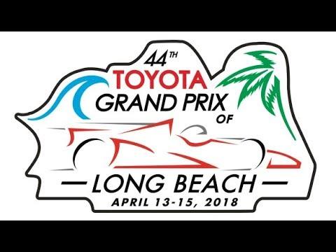 Indycar 2018 - Fecha 3 - Long Beach (Audio Español Latino)