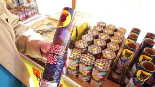 These fireworks are now legal in Pennsylvania