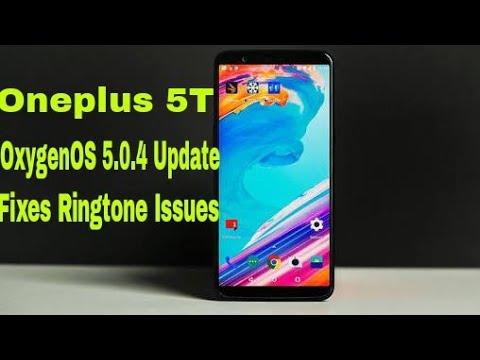 oneplus 5t how to fix ringtone