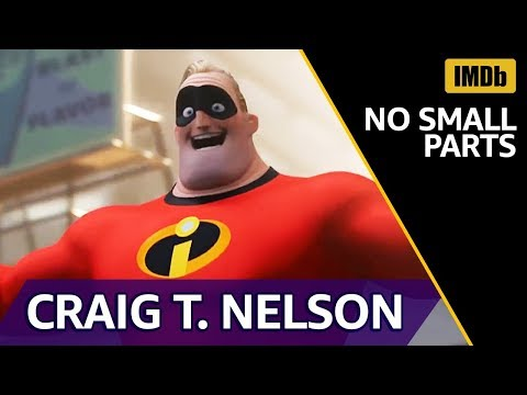 Craig T. Nelson's Roles Before Parenthood and Incredibles 2  IMDb NO SMALL PARTS