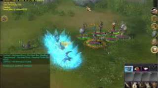 Atlantica Online Battle Footage