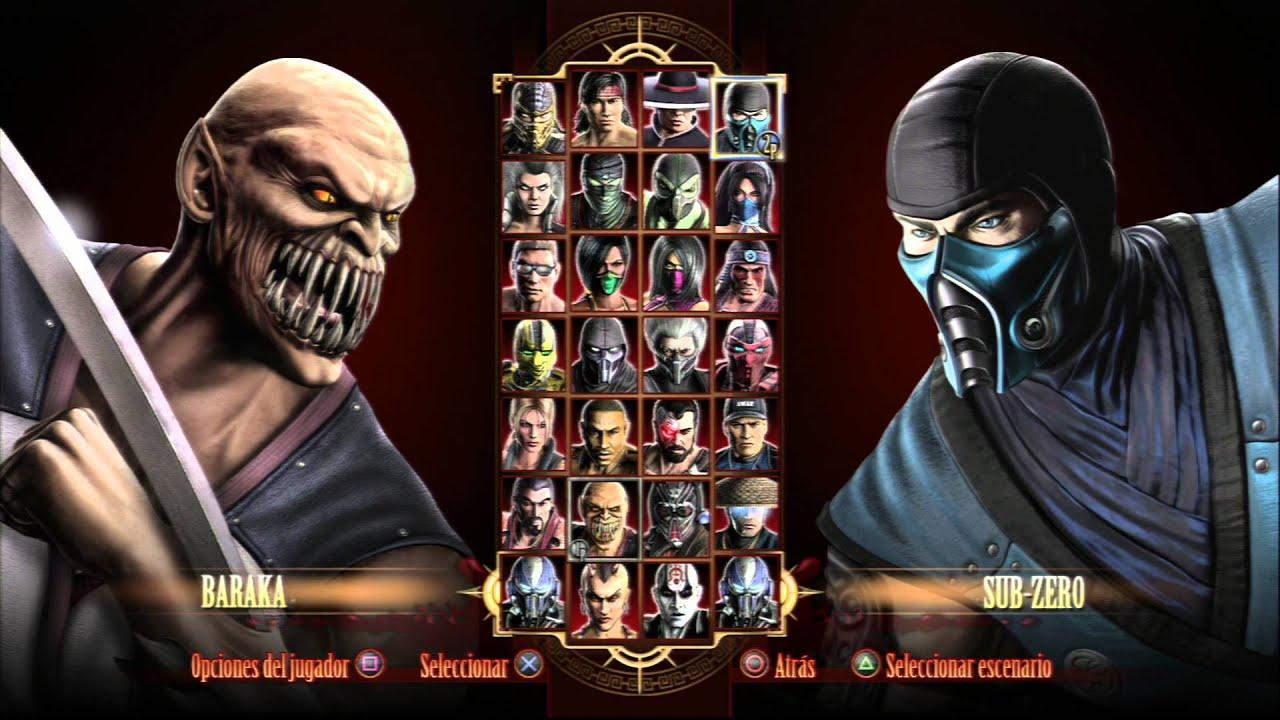 تحميل لعبة mortal kombat 9 للكمبيوتر