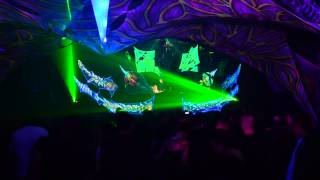Egodrop Presents: Organidelica with Drumatik Live!  Fabryka Kraków 31.01.2015