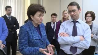 Совещание ректоров федеральных университетов в САФУ