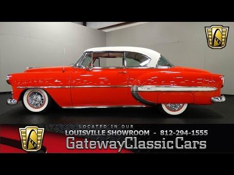 1953 Chevrolet Bel Air  Louisville room  Stock  1083