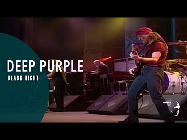 Deep Purple - Black Night (Live At Montreux 1996)