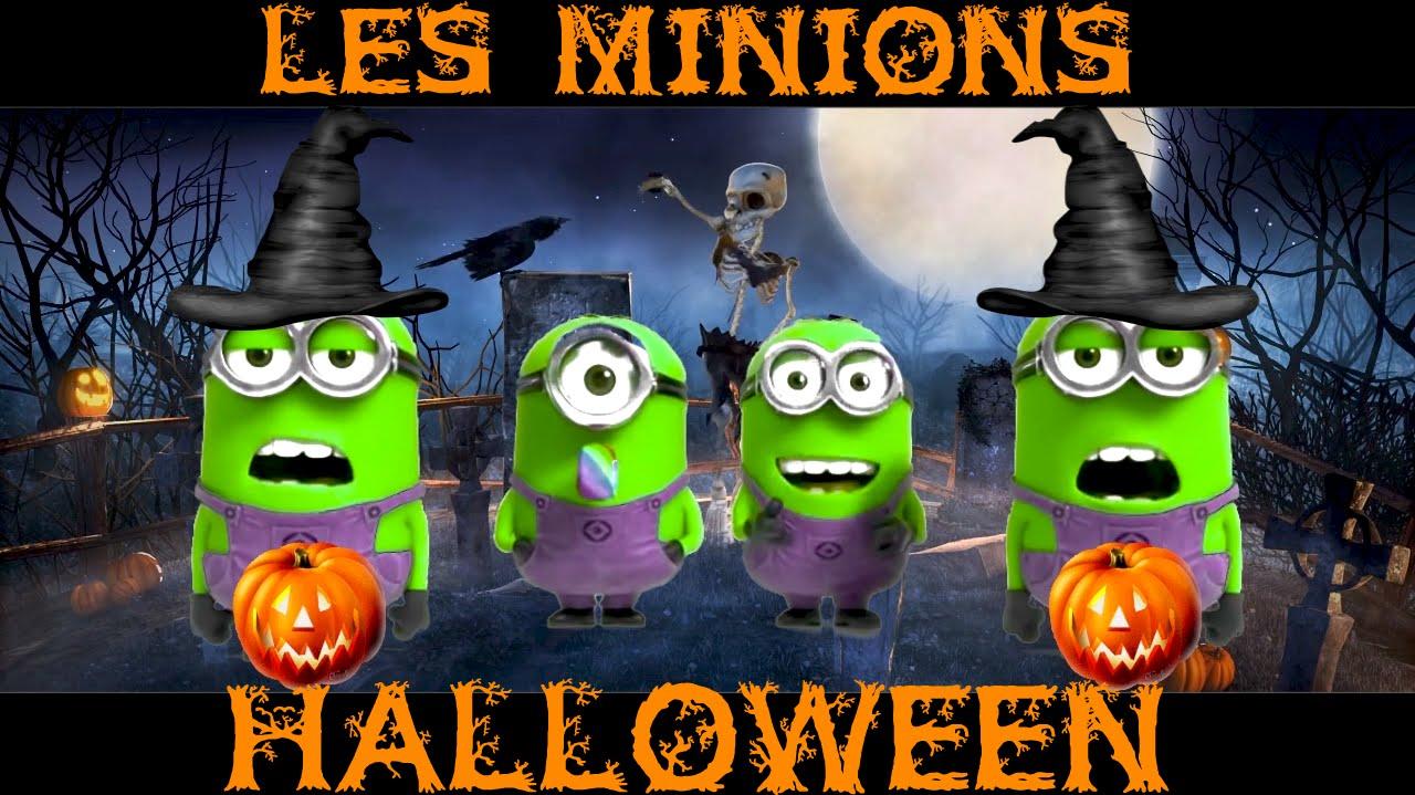 Parodie Monsieur Seby) Halloween - YouTube