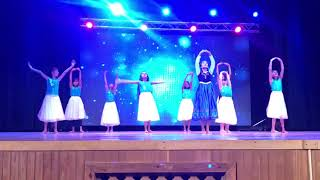 DFD Juniors | Frozen | Drishya 2019