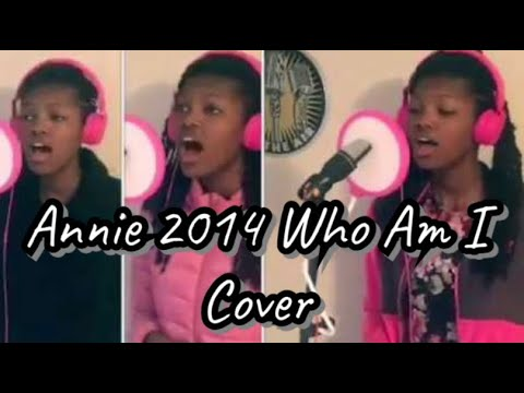 Who Am I Annie 2014 Cover by Peighton