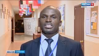 Делают шаги в большую политику: роль  делегатов ООН примерили на себя студенты СГУ