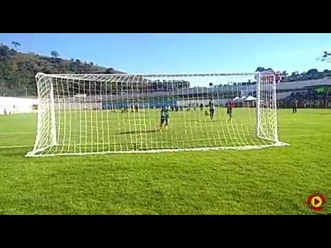Cobrança de pênalti na cidade de Jiquiriçá-ba , tapado vs Baixão do ouro, juiz anula o gol