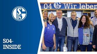 Emotionales Kabinengespräch mit Peter Peters | FC Schalke 04