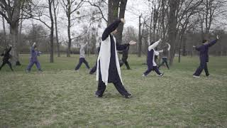 Wudang Five Animal Wu Xing Qi Gong Class - Full Class with Explanation