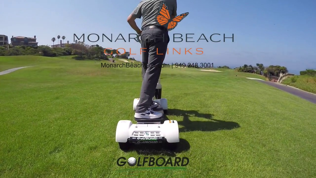 Monarch Beach Golf Links Board