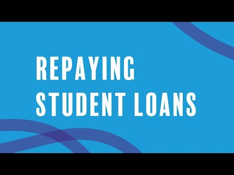 Repaying Student Loans 2019/20