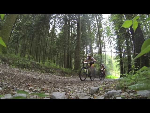 o2 mountainbike, saison 2013