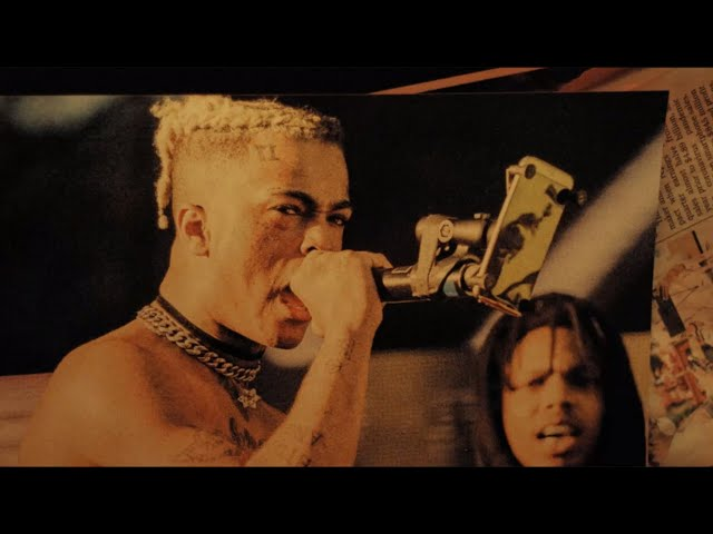 XXXTENTACION - CHASE / glass shards (Official Video) (feat. ikabodVEINS)