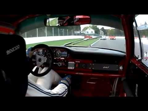 How To Drive Drift A Porsche 911 At Spa Francorchamps