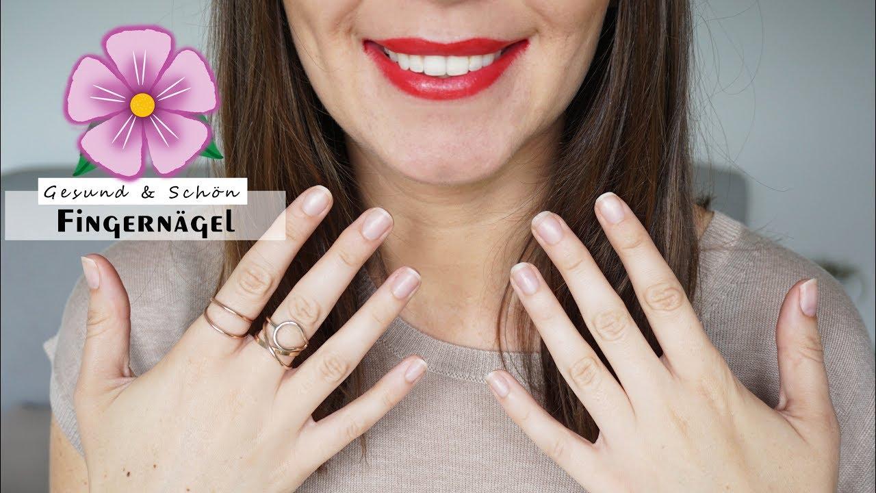 Fingernägel Schneller Wachsen Lassen