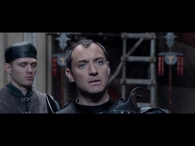 Меч короля Артура — финальный трейлер