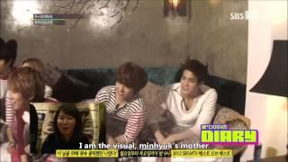 HD (ENG)130101 BTOB B+ Diary Ep 5 Part(4/6) [Final]