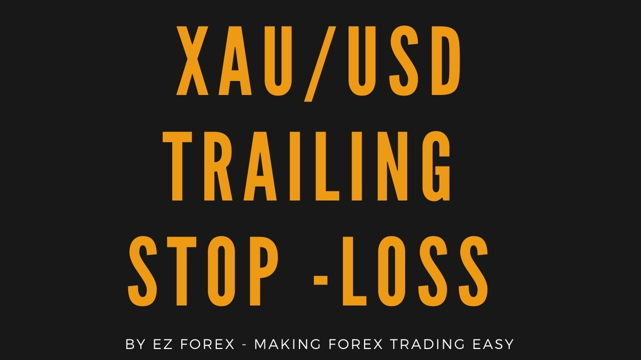 Trading Forex With a Trailing Stop