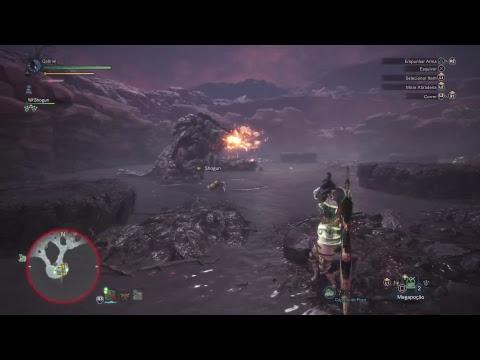 Monster Hunter World - Explorando mapa
