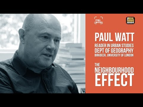 Real Media: The Neighbourhood Effect