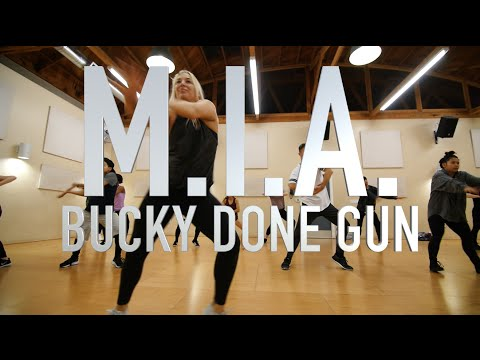 M.I.A. - Bucky Done Gun [Taylor Shultz Choreography] @shultztay @museffect @MIAuniverse