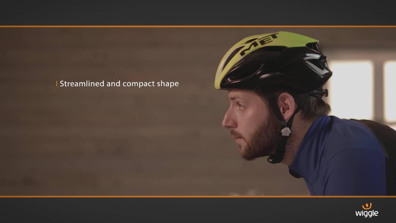 4632b2b99db MET Rivale Helmet - YouTube