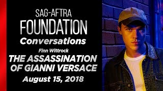 Conversations with Finn Wittrock of  THE ASSASSINATION OF GIANNI VERSACE: AMERICAN CRIME STORY