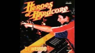 Live @ Hardcore Power DJ Weirdo Hardcore gabber live mix