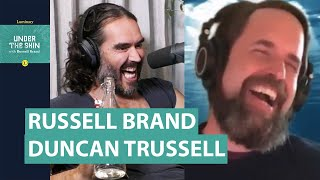 Trussell and Russell Cosmic Tussle | Russell Brand & Duncan Trussell
