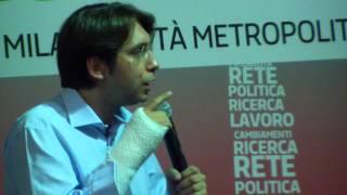 Pierfrancesco Maran: Lombardia 2020, la mobilità del domani - Festa PD Milano, 05.09.2014