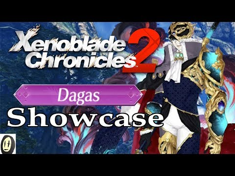 Xenoblade Chronicles 2 - Dagas Guide (Second Affinity Chart)