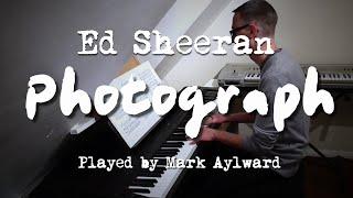 Ed Sheeran - Photograph (Piano Cover)