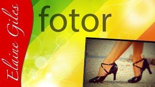 Fotor Tutorial: Photo Editing