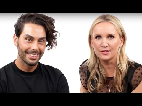 Celebrity Makeup Artist Joey Maalouf Does A Sexy Smoky Eye