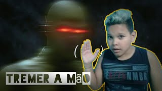 Como tremer a mão igual o Flash reverso