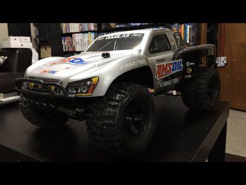 LIVE TRAXXAS CUSTOM SLASH 2WD HGC VXL PART LIST RUN DOWN !