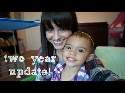 TWO YEAR UPDATE | Toddler Tantrums, Daily Routine & More  Rachel Weiland