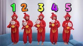 Impara i Colori con Play Doh filastrocche canzoni per bambini #3