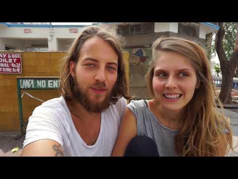 WIR SIND IN INDIEN. Teil I. Kalkutta, Indien. Weltreise Vlog 094