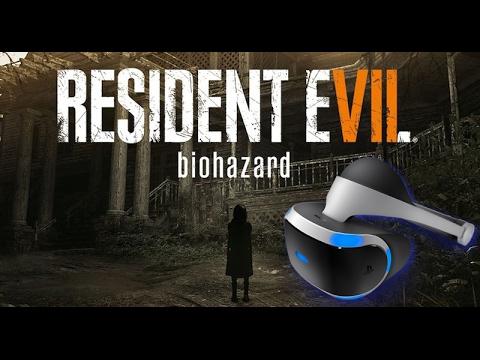 2 Horas jugando Resident Evil con Playstation VR