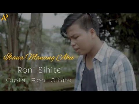 Lirik Lagu Ibana Manang Ahu Roni Sihite
