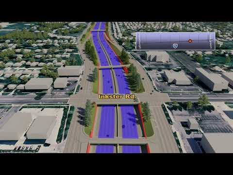 I-96 Reconstruction Project: Project Overview